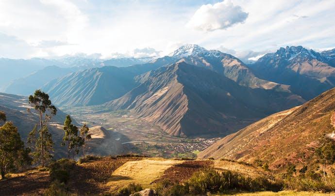 Urubamba Valley, Sacred Valley in Peru
