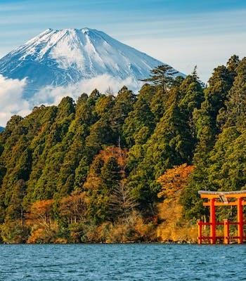 Hakone in Japan