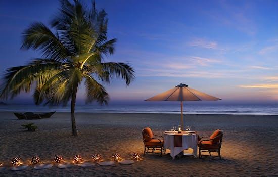Stay at the Leela Goa, India