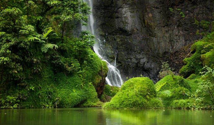 Papenoo Valley, Tahiti