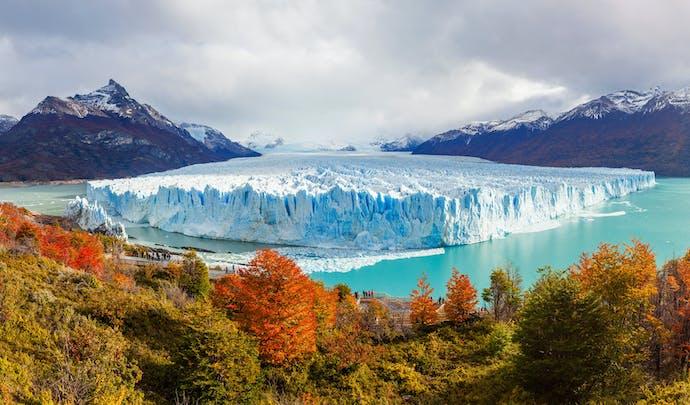Patagonia region in Argentina