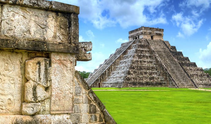Chichen Itza, Mexico