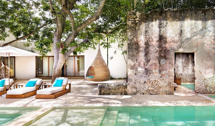 Chable Resort in Mexico