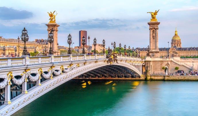 Alexander Bridge in Paris