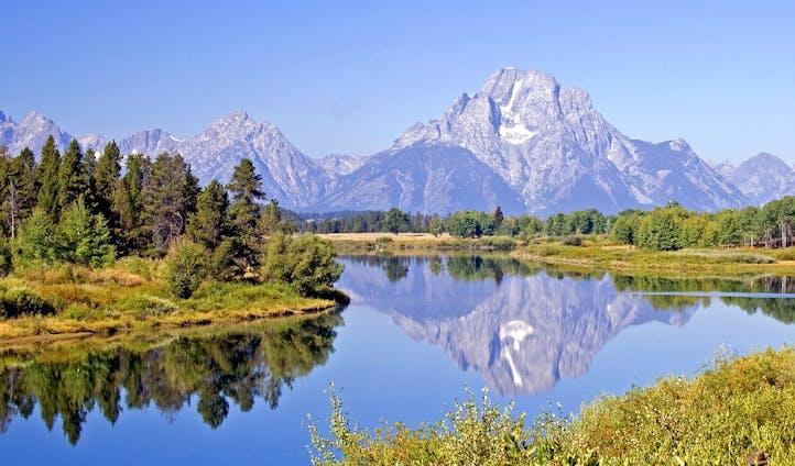 Luxury vacations to Grand Teton