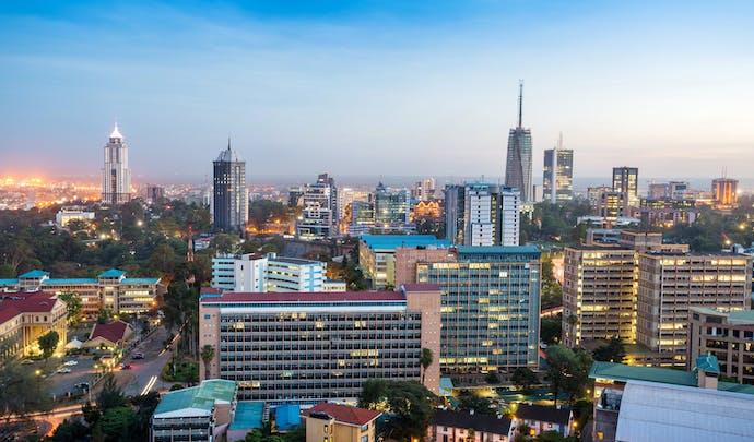 Naioribi, Kenya