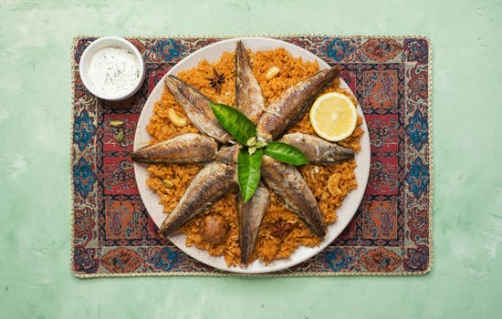 Muscat culinary tour