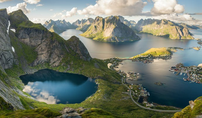 Holidays in Norway