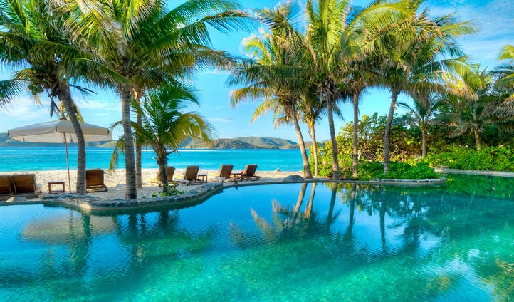 Luxury vacations in the BVI