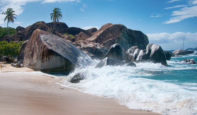 Luxury vacations in BVI