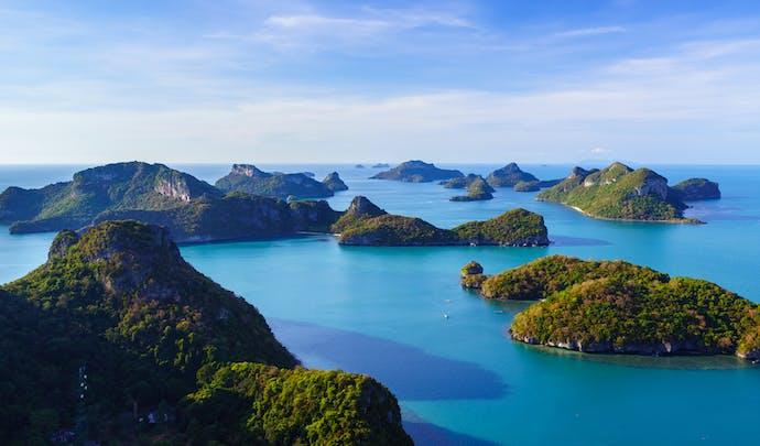 Visit Thailand's idyllic islands
