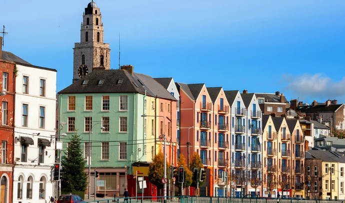 Cork in Ireland