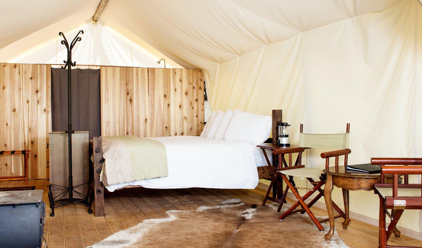 Luxury vacations to Yellowstone