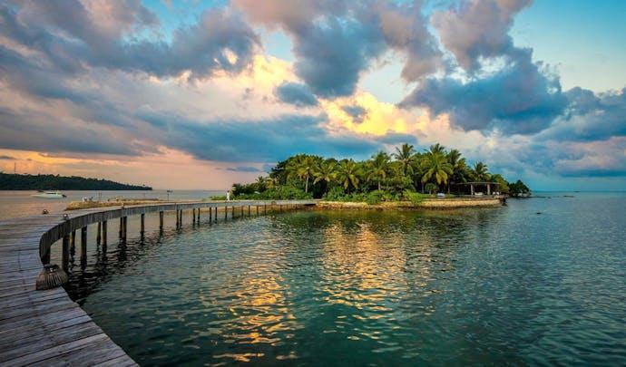 Song Saa Island in Cambodia
