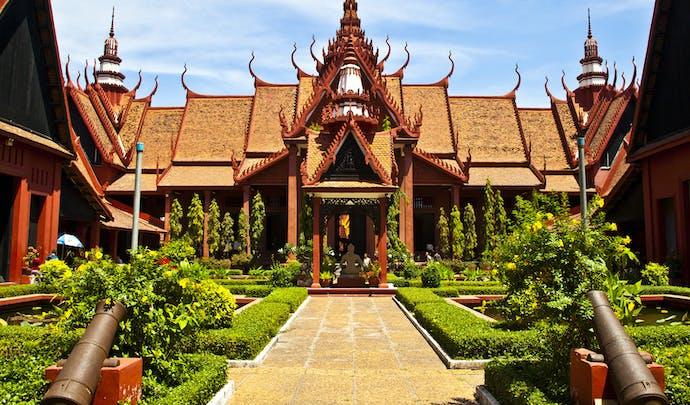 Cambodia Phenom Penh