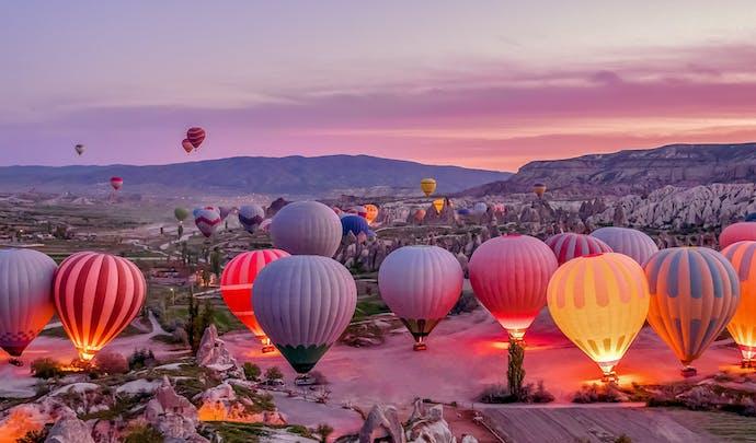 Turkey luxury holidays
