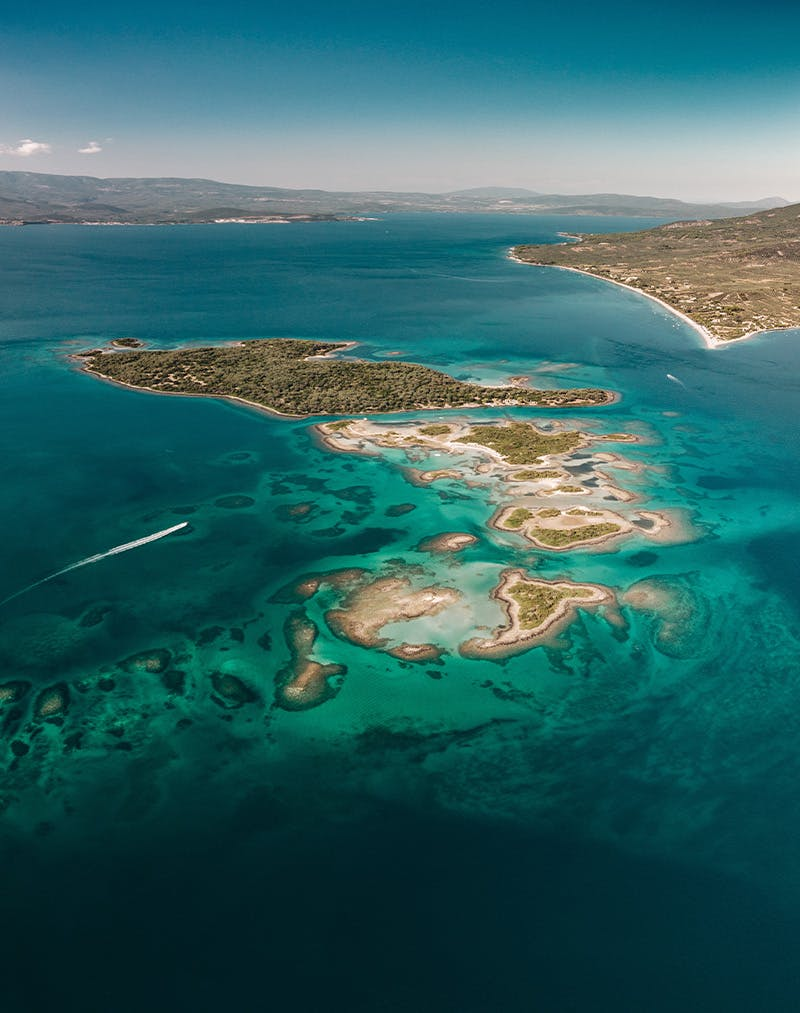 Revenge travel in Greece