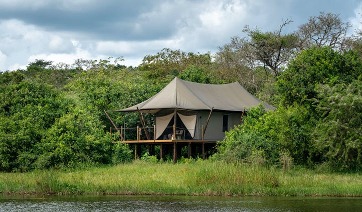 Magashi Camp, Akagera National Park | Luxury Hotels in Rwanda