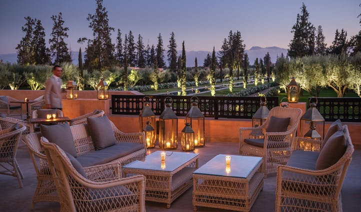 The Oberoi Marrakech | Luxury Hotels in Morocco