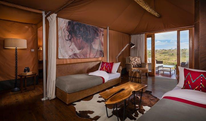 Mahali Mzuri, Maasai Mara | Luxury Holidays in Kenya