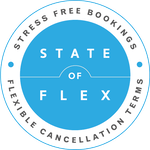 State of Flex logo