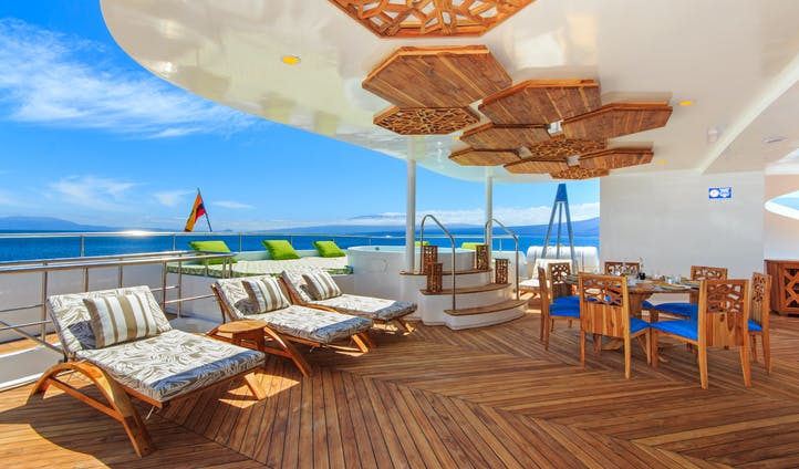 Elite Luxury Yacht | Luxury Yachts and Cruises in the Galapagos