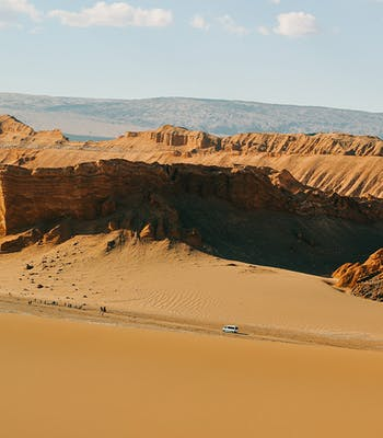 Luxury holiday to Chile in November