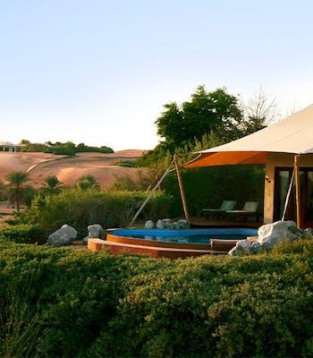 Where to go on holiday in January: Al Maha Dubai