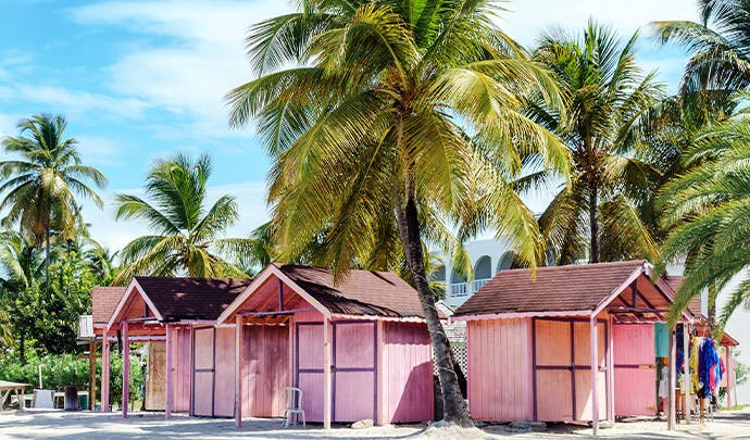 Where to go on holiday in April: Antigua