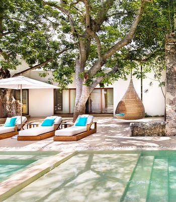 Luxury March vacation: Mexico
