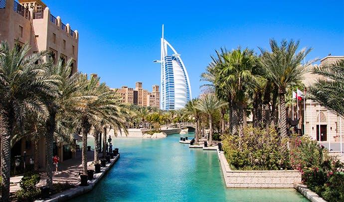 Where to go on holiday in January: Dubai