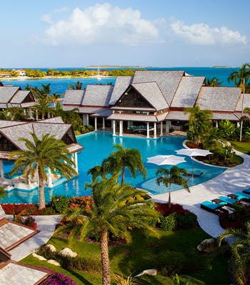 Luxury vacation at Jumby Bay Antigua