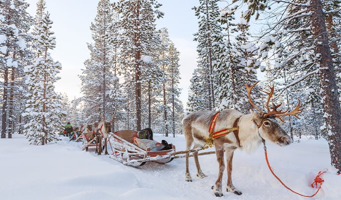 Where to go in December: a luxury Finland holiday
