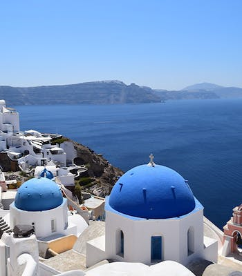Where to go on holiday in July: Greece