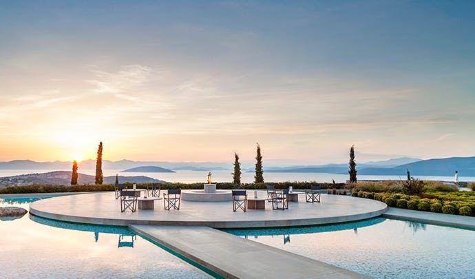 Where to on holiday in May: Greece