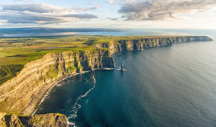 Where to go on holiday in April: Ireland
