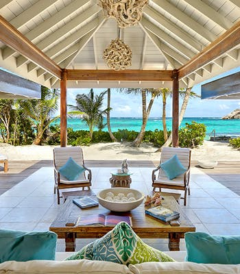 Luxury vacation in January: Petit St Vincent