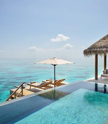 Where to go on holiday in January: Joali, Raa Atoll, Maldives
