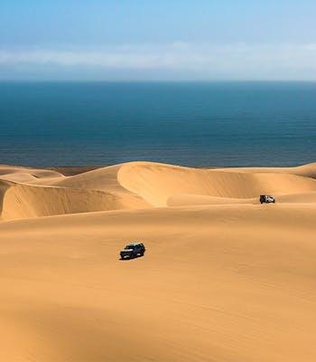 July vacation: Namibia