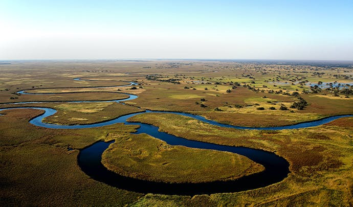 Where to go on vacation in June: Botswana
