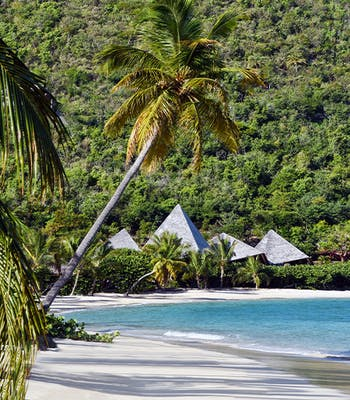 Where to go on holiday: Little Dix Bay