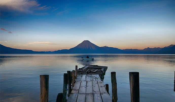 Where to go on vacation in March: Guatemala