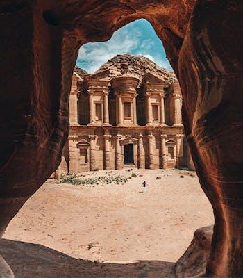 Vacation in May: Jordan
