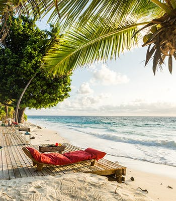 Where to go on holiday in January: the Seychelles