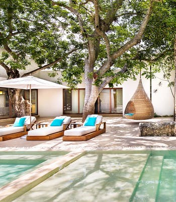 Luxury vacation in January: Mexico Hotel Chable