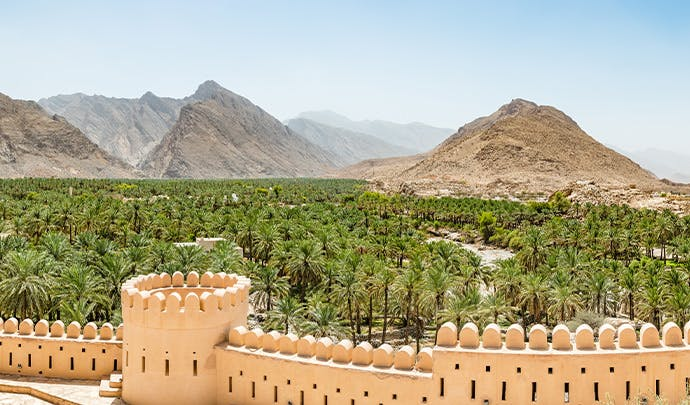 Where to go on holiday in March: Oman