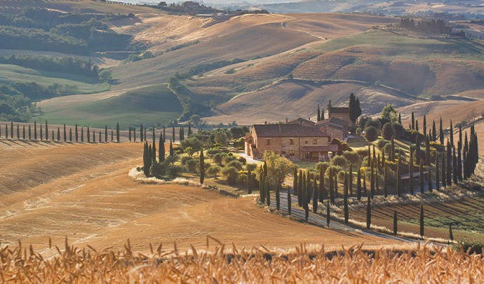 Where to go on vacation: Italy