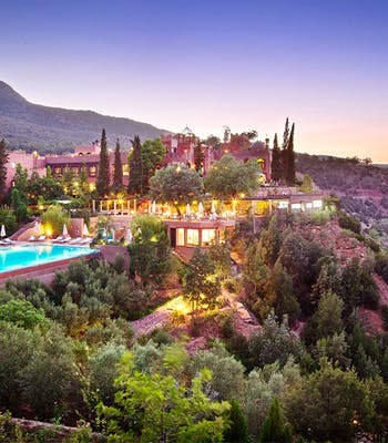 Luxury April vacation: Morocco