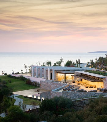 Luxury holiday in October: Turkey Six Senses Kaplankaya
