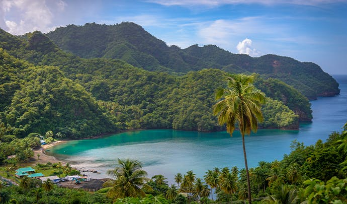 Where to go on holiday in February: St Vincent